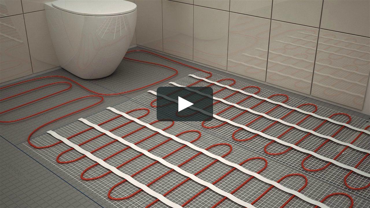 Электрические теплые полы под плитку: какие лучше, цена