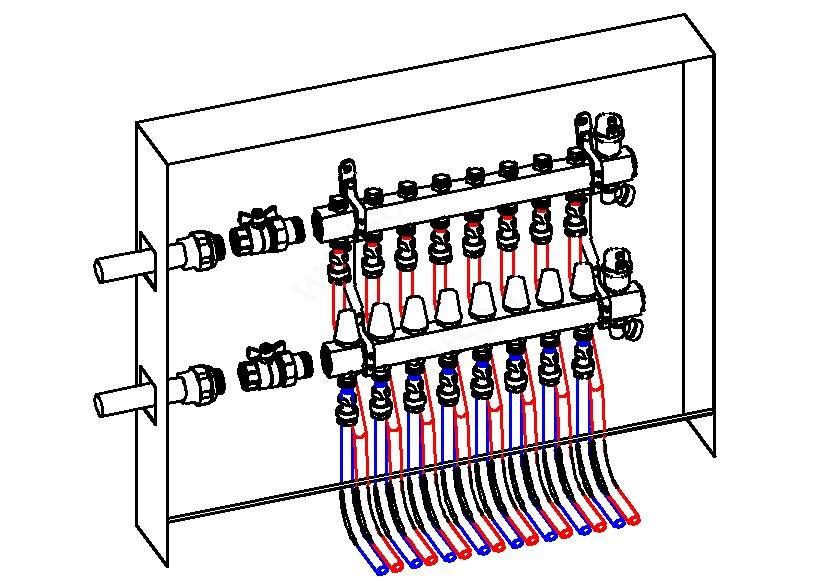 Что такое коллектор водоснабжения и для чего его используют?