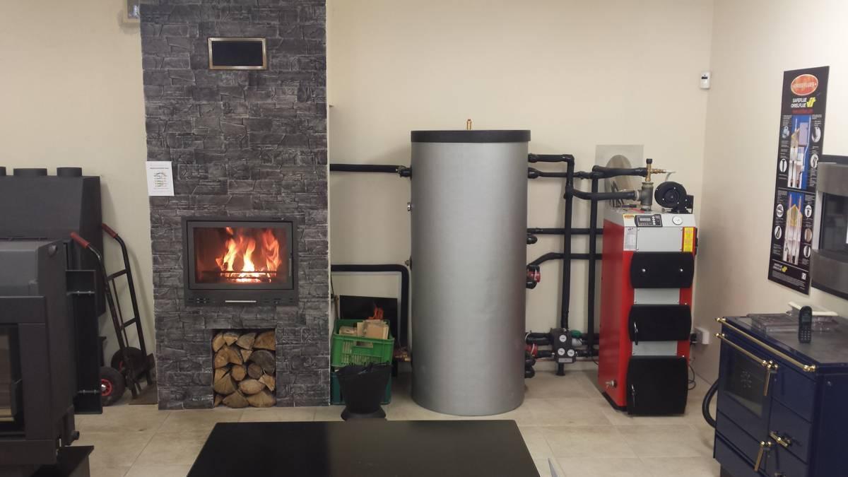 Дровяной котел: принцип работы отопительной установки, выбор оборудования для отопления частного дома