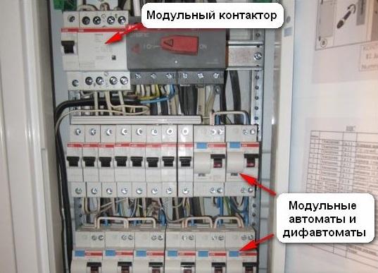 Мастер-выключатель: монтаж через контактор, правила подключения в разных комнатах