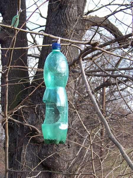 Идеи использования пластиковых бутылок: весь мусор в дело