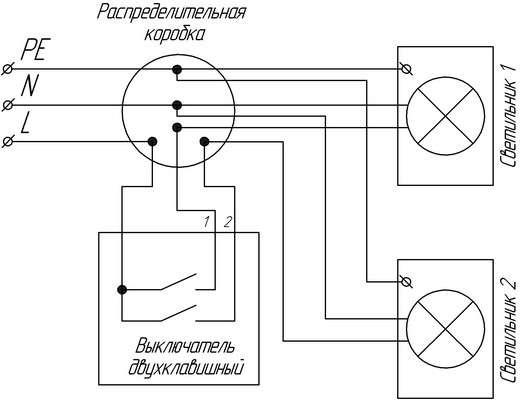 Особенности подключения люстры