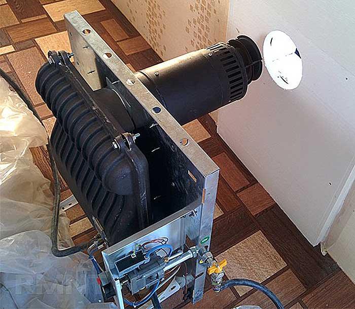 Газовый конвектор своими руками - лучшее отопление