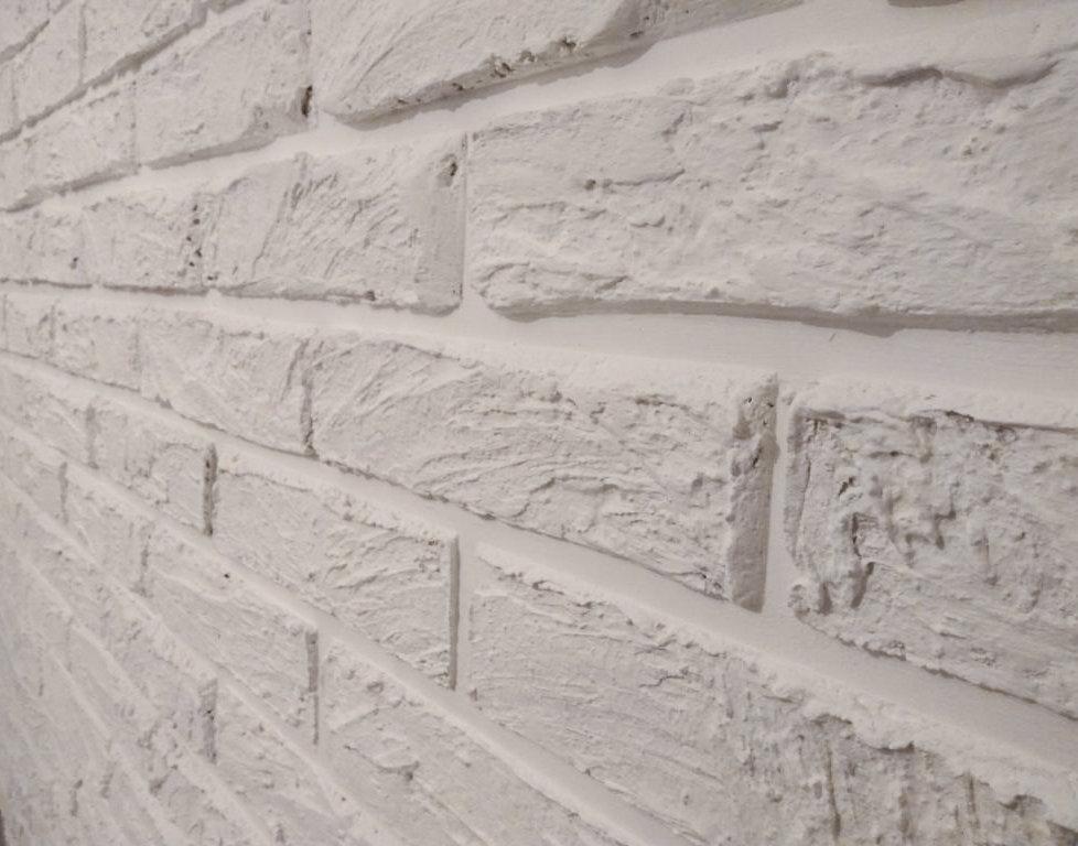 Имитация кирпичной кладки стены своими руками: декоративная, каменная, фальш