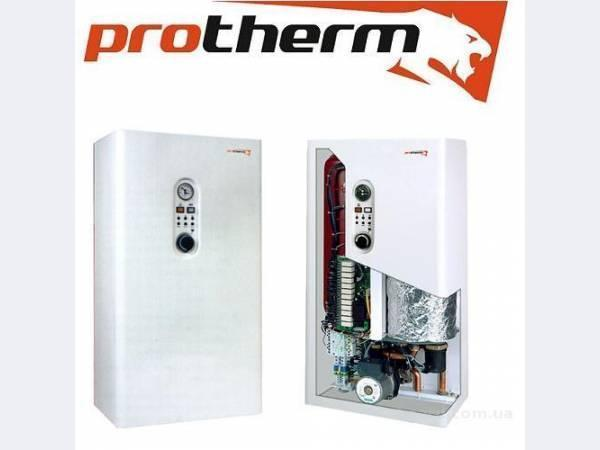 Двухконтурный электрический котел протерм: модельный ряд и преимущества