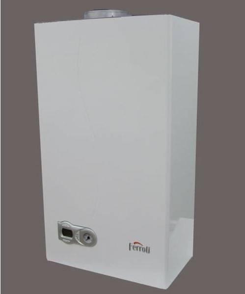 Газовые котлы ферроли (ferroli) — характеристики напольных и настенных моделей. технические характеристики настенных котлов ferroli.