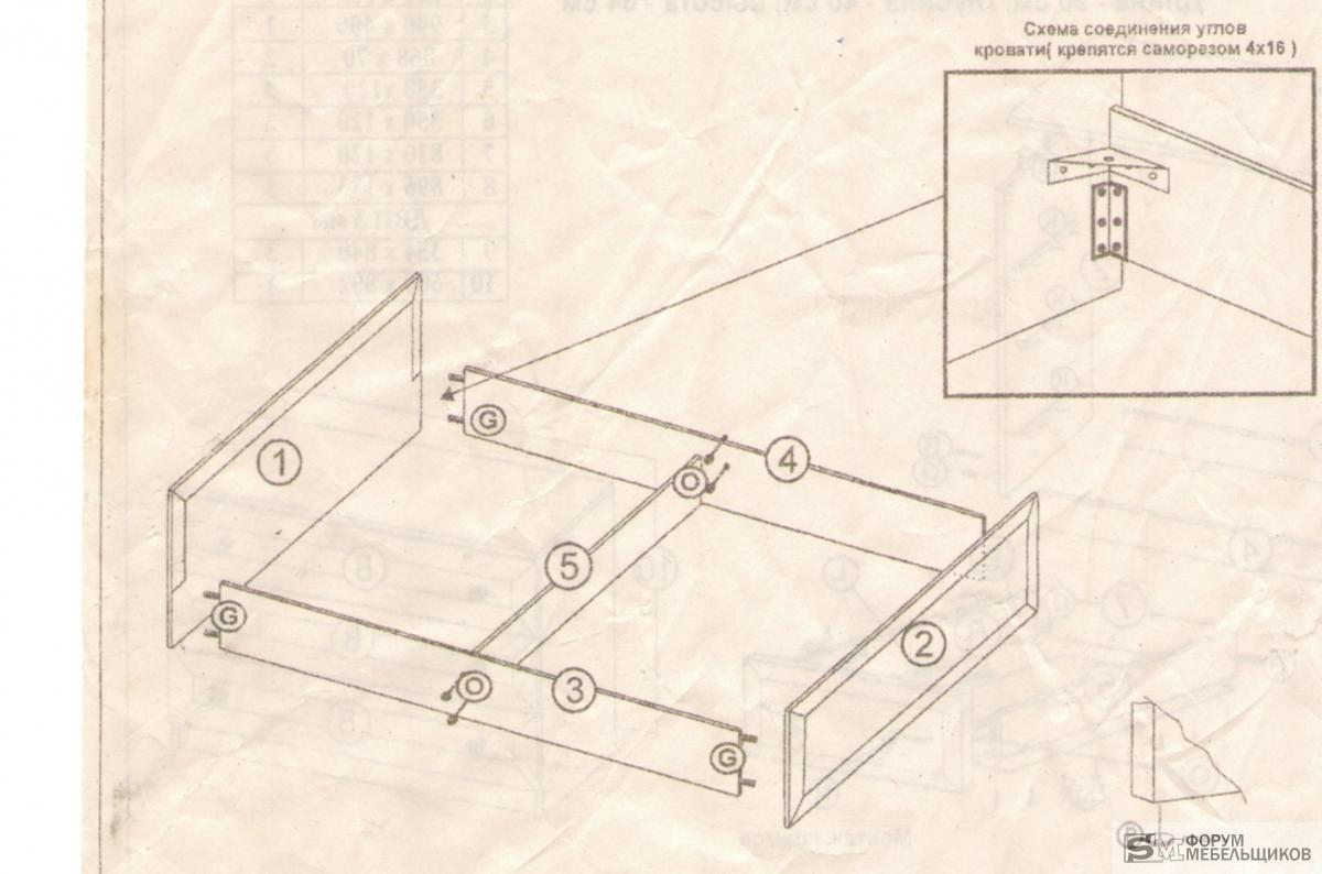 Кровать-подиум своими руками: как сделать в домашних условиях пошагово, с ящиками, схемы и чертежи, поэтапная инструкция