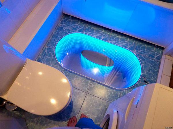 Светодиодная подсветка своими руками - как сделать в квартире, диодное освещение на кухне, для лестницы, мебели, штор и цветов, монтаж led панелей +фото