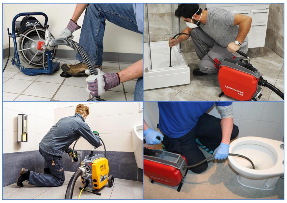 Прочистка канализационных труб: разбор лучших способов чистки труб от засоров