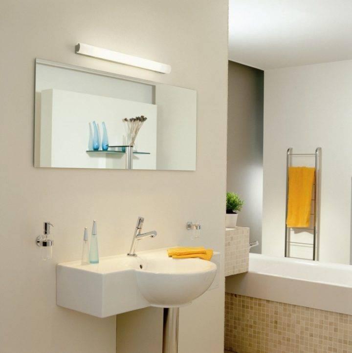 Как выбрать светильники для ванной комнаты: 105 фото основных видов, критерии выбора и требования к осветительным приборам