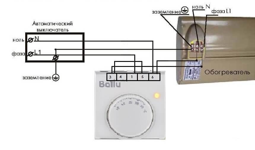 Терморегулятор для инфракрасного обогревателя: принципы работы, основные виды, схемы подключения