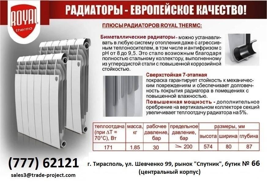 Какие радиаторы отопления лучше выбрать для квартиры?