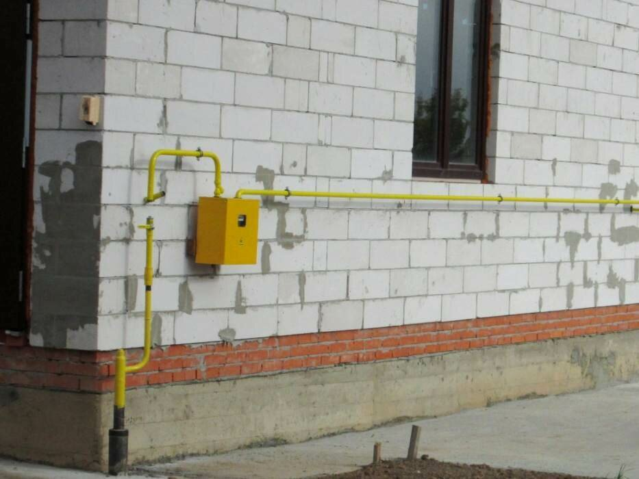 """Можно ли подключить газ к незарегистрированному дому: особенности подключения и оформления """"недостроя"""" - юридическая помощь"""
