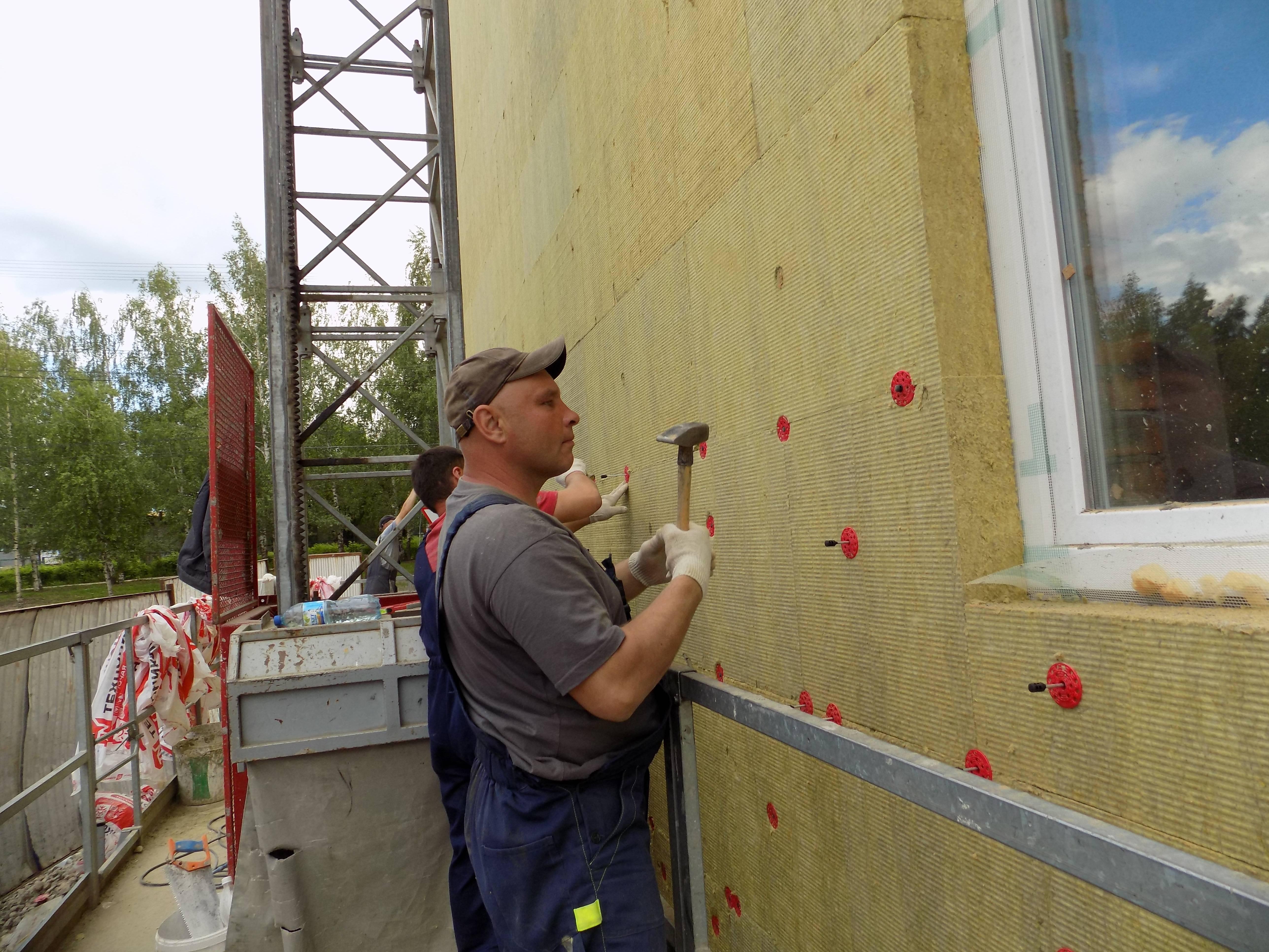 Утепление стен снаружи: советы по подбору материалов и применению правильных технологий теплоизоляции