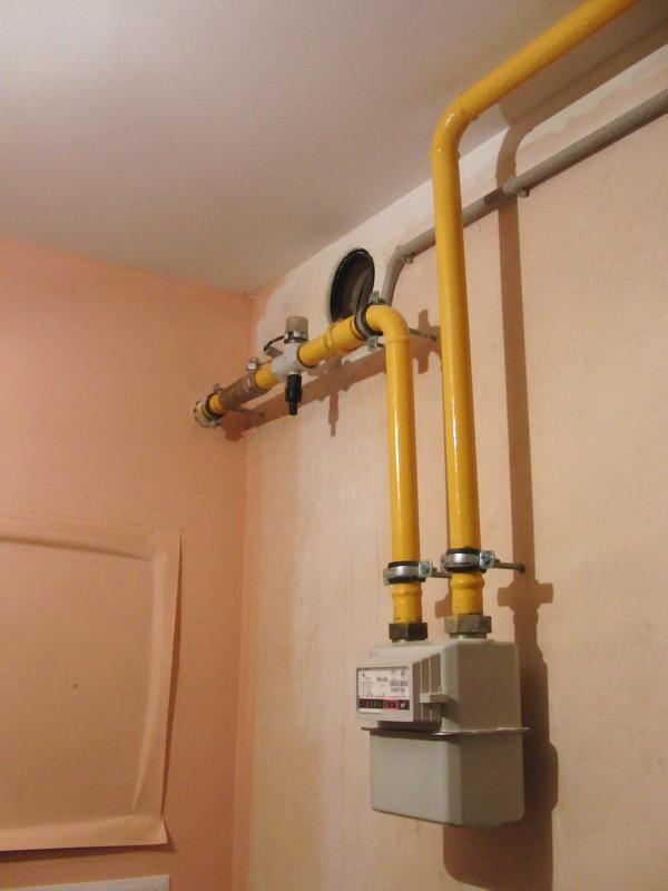 Замена газовых труб в многоквартирном доме когда производится - портал о жкх