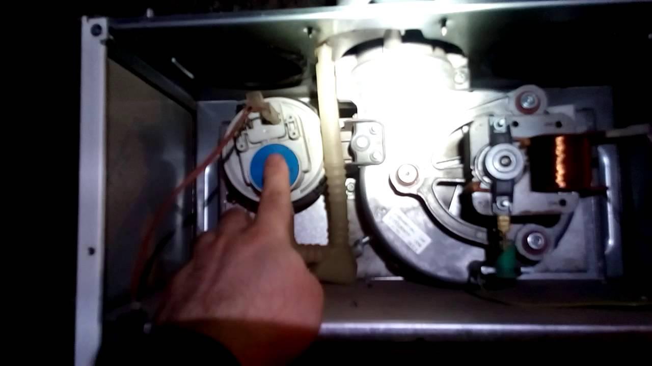 Все о прессостате - датчике уровня воды от стиральной машины
