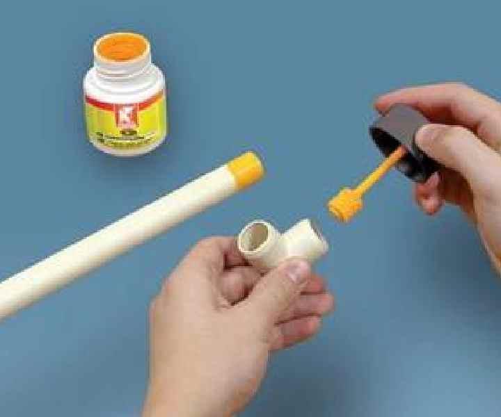 Виды клеев для полипропиленовых труб и правила использования в домашних условиях
