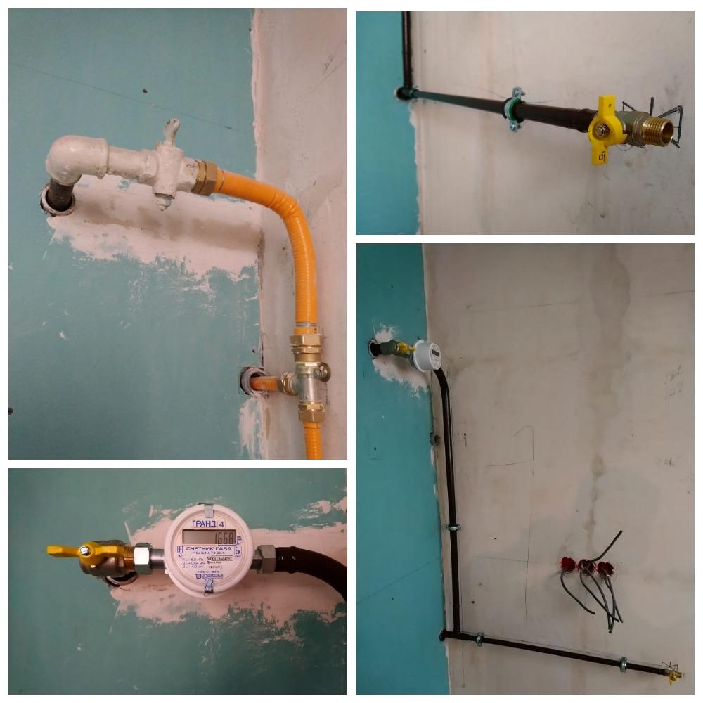 Перенос газового котла в частном доме: шаги получения разрешения и реализации проекта