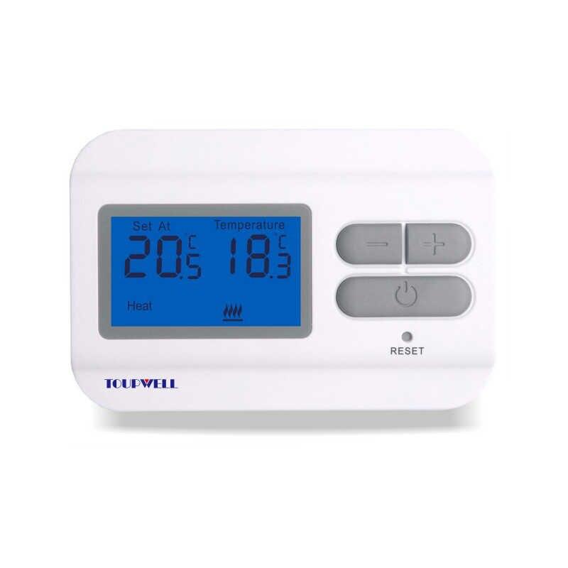 Терморегулятор для котла отопления: регулятор температуры или нечто большее?
