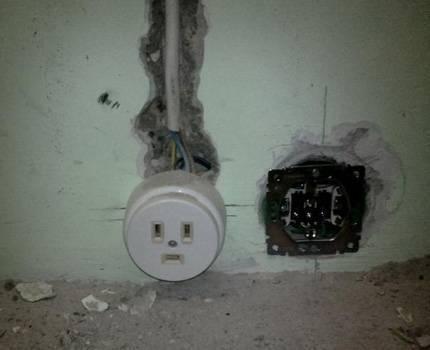 Как подключить розетку для электроплиты, варочной панели или духового шкафа