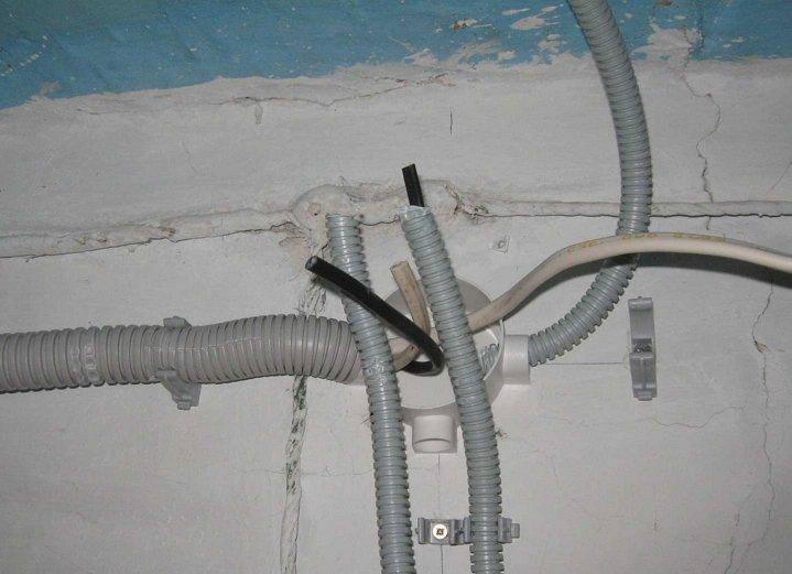 Гофра для электропроводки: как выбрать и установить гофрорукав для кабеля