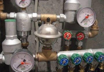Гидроудар – большая опасность для систем водоснабжения и отопления