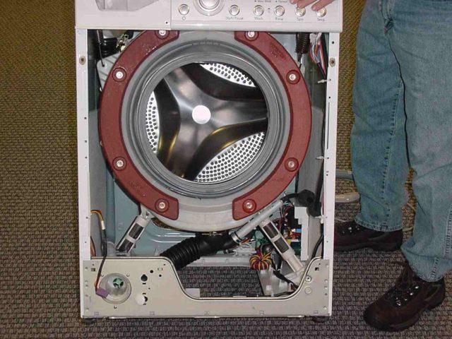 Ремонт стиральных машин своими руками: подробно о неисправностях, диагностике и устранению поломок