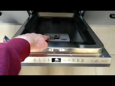 Первый запуск посудомоечной машины: как его правильно сделать
