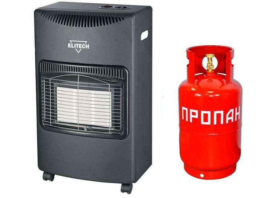 Какой лучше газовый обогреватель для дачи?