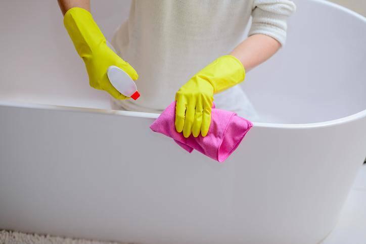 Возвращаем ванне чистоту и блеск: эффективные методы чистки