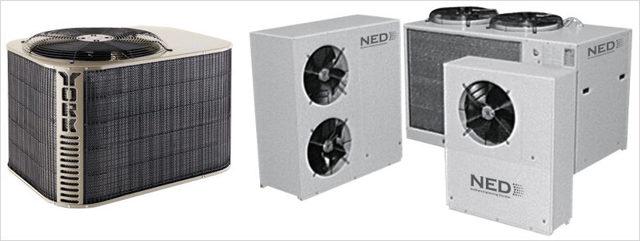 Применение и принцип работы компрессорно-конденсаторных блоков: промышленная вентиляция и кондиционирование