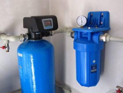 Очистка воды из скважины: способы, оборудование, какие системы и фильтры можно использовать для очистки воды из скважины?