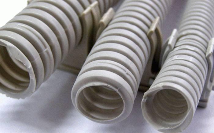 7 советов по выбору гофрированной трубы для электропроводки (кабельной линии) | строительный блог вити петрова