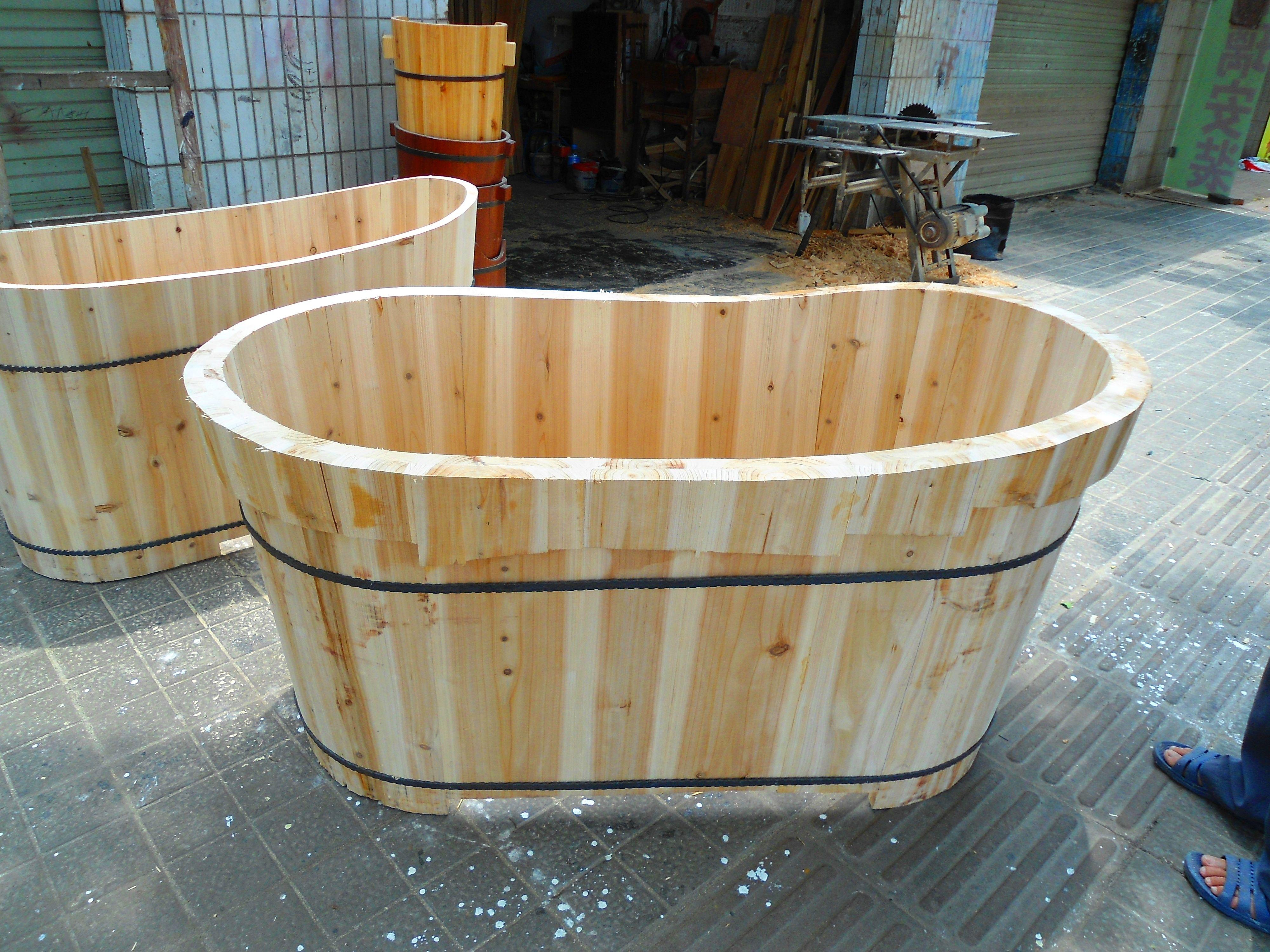 Деревянная ванна своими руками - сделай сам