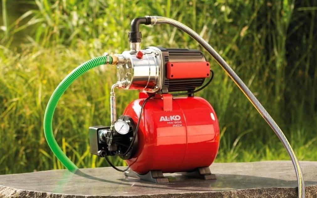 Подбор насоса для водоснабжения частного дома и гидротехнический расчет с примерами