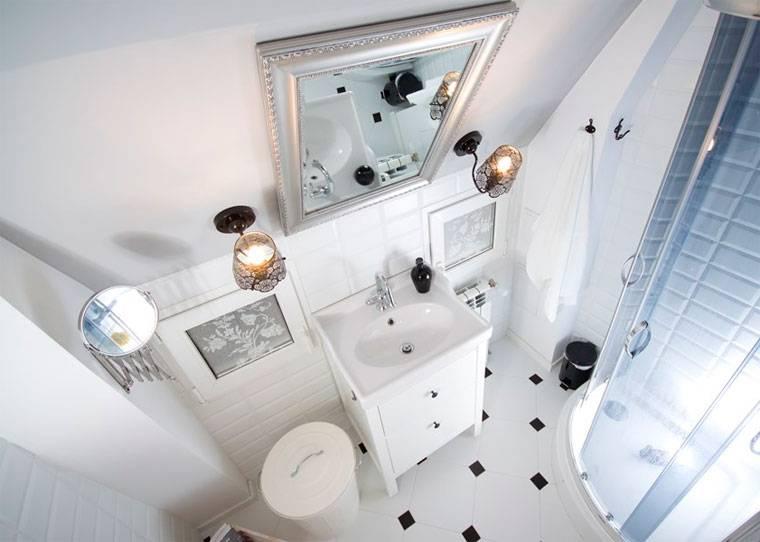 75 идей дизайна для ванной, совмещенной с туалетом в хрущевке