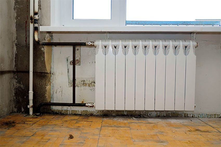 Замена батарей, радиаторов и труб отопления в квартире