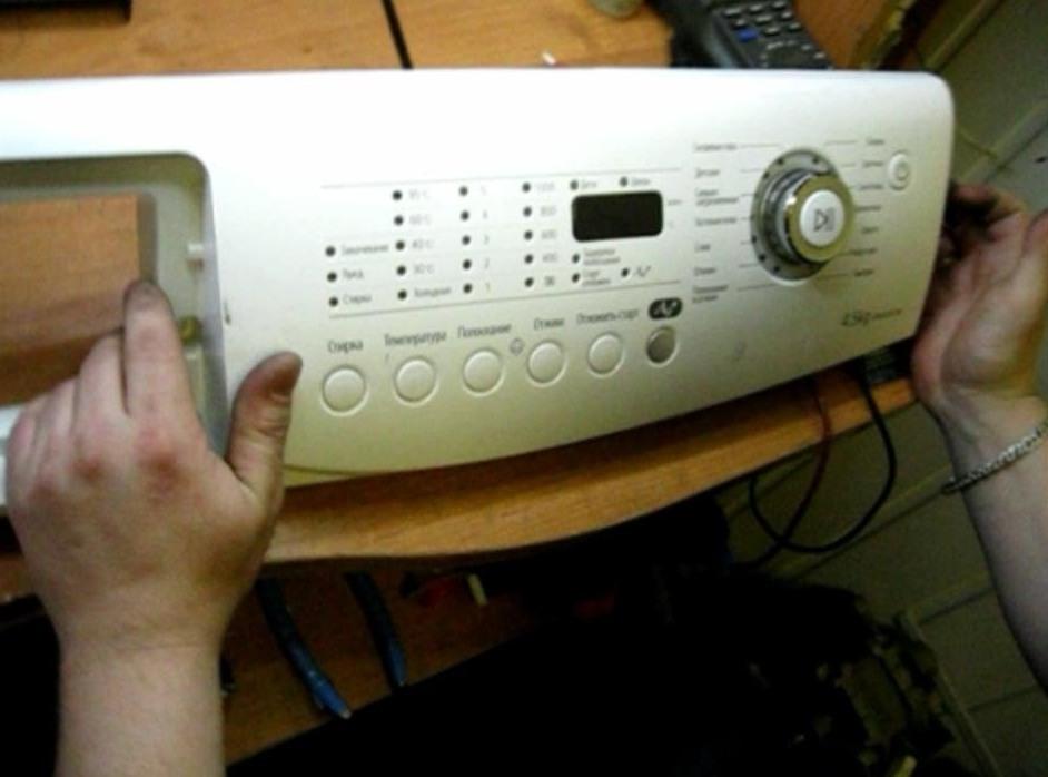 Ремонт стиральной машины индезит своими руками