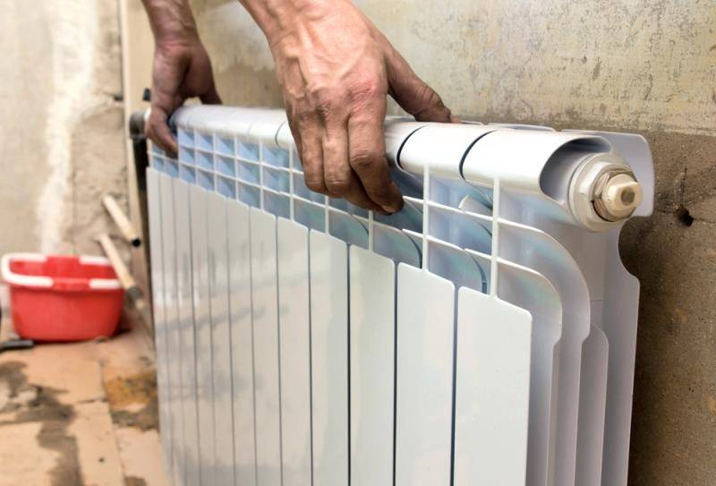 Замена батарей отопления газосваркой, как самому поменять и срок службы