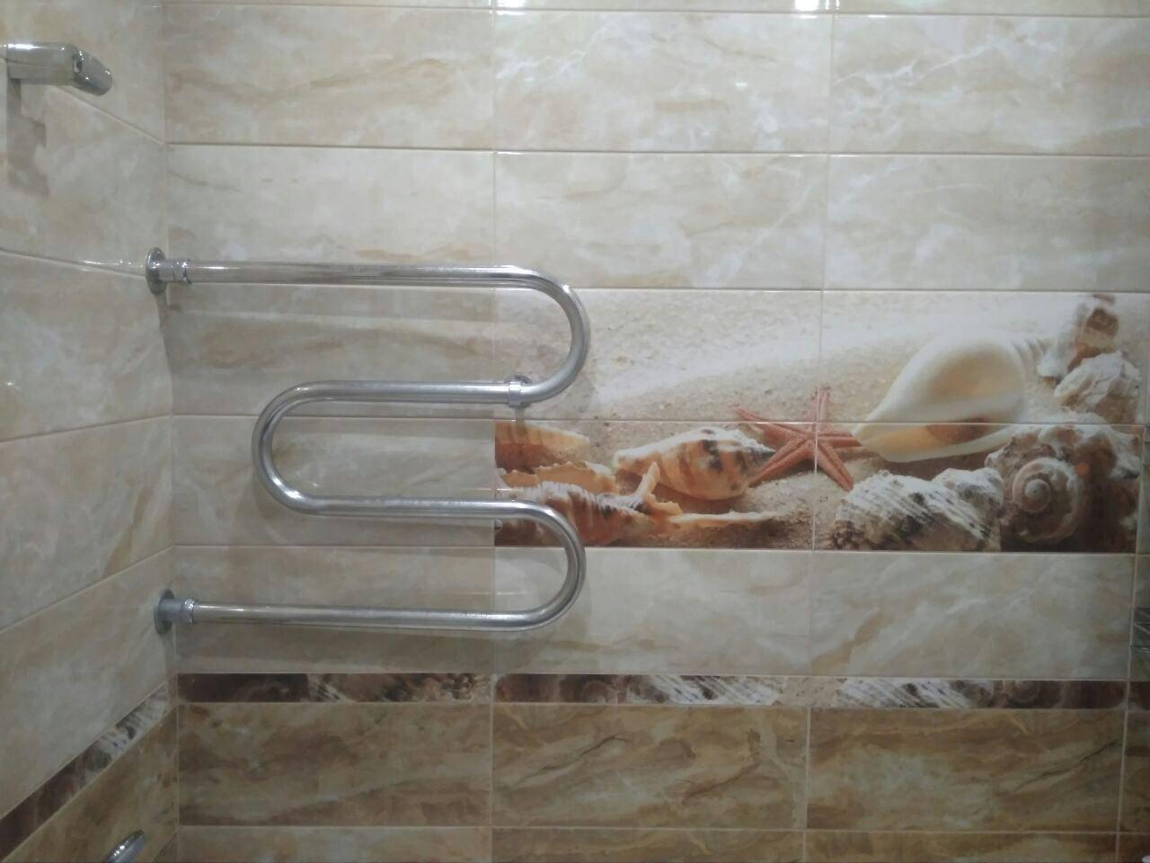 Как перенести полотенцесушитель на другую стену правильно + фото и видео