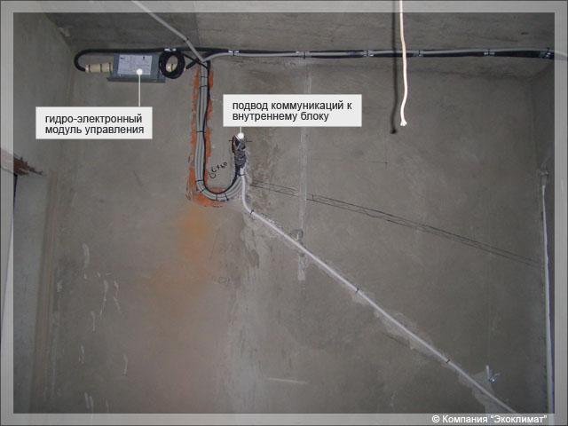 Монтаж трассы кондиционера – что нужно знать