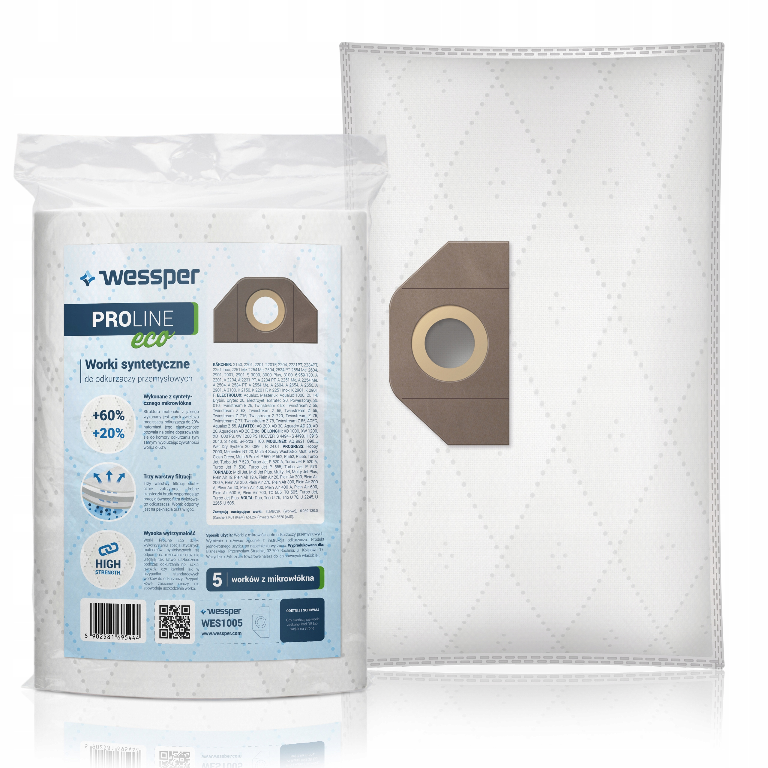 Мешки-пылесборники для пылесосов керхер-выбираем правильно
