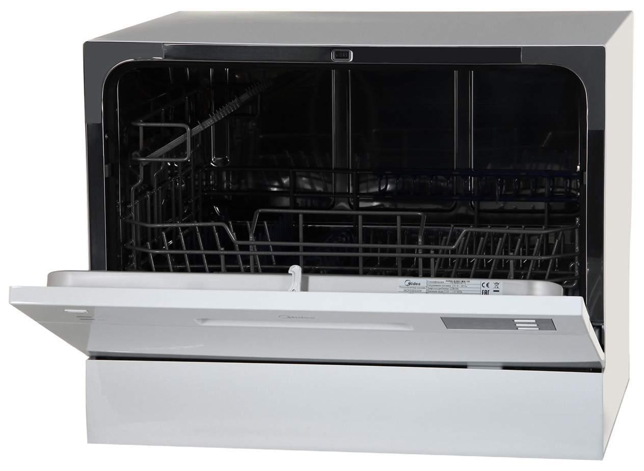 Лучшие компактные посудомоечные машины midea: рейтинг моделей, описание, отзывы + рекомендации по выбору. посудомоечная машина midea mcfd 55500 w