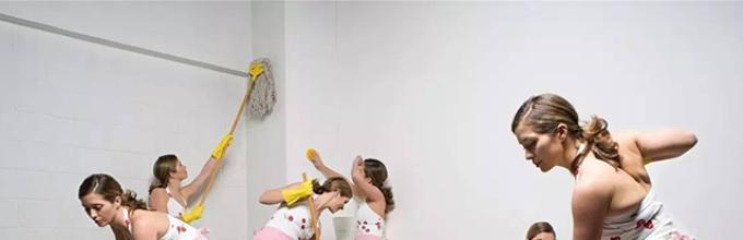 Примета — как правильно мыть полы