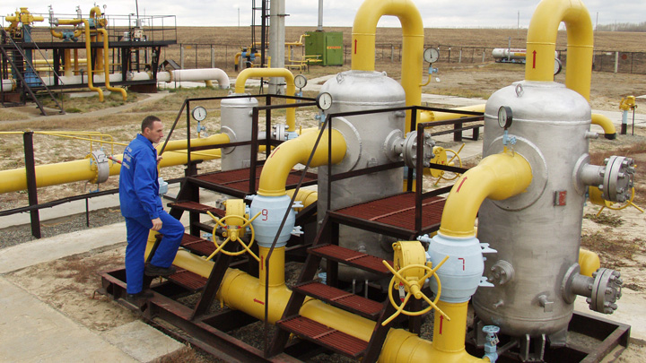 Согласование подключения газа