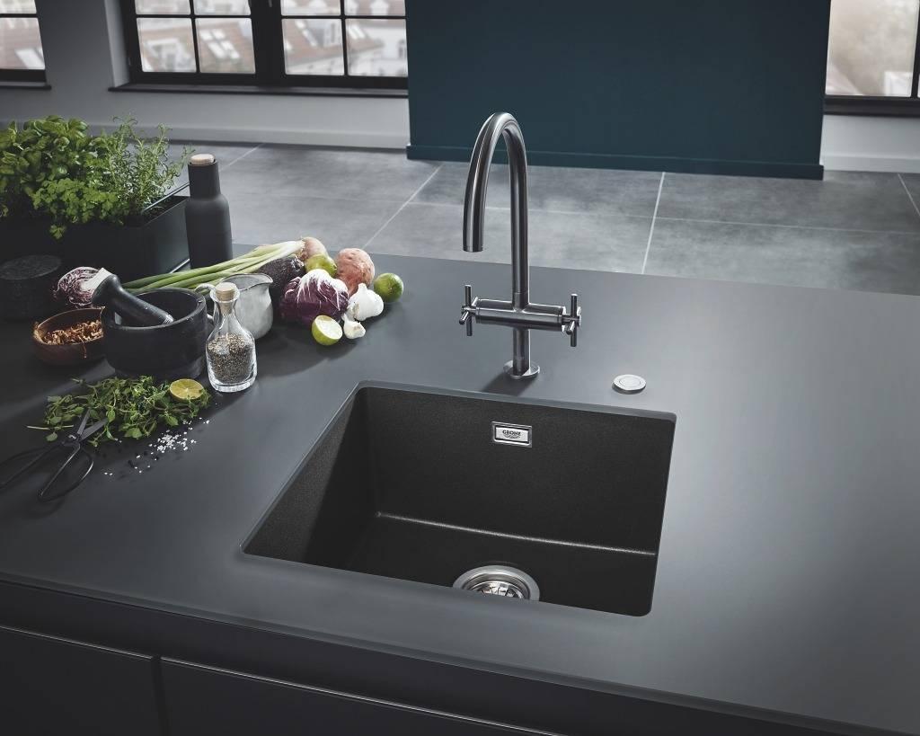 Какую мойку для кухни лучше выбрать - все о канализации