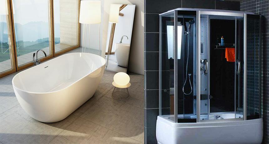 Ванна или душевая кабина – что лучше? Сравнительный обзор
