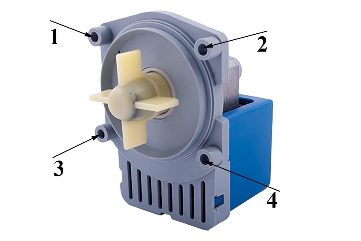 Насос стиральной машины: устройство, место расположения и ремонт