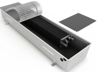Монтаж конвектора монтаж внутрипольного конвектора