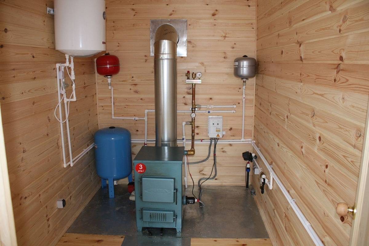 Как отопить дом дешево без газа? методы экономичного отопление частного дома без газа
